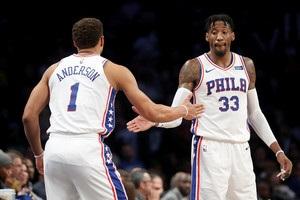 НБА: Шарлотт в овертаймі переміг Нью-Йорк, Денвер поступився Філадельфії