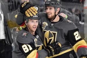 Вегас вышел в плей-офф в дебютном сезоне в НХЛ