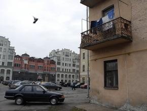 На День Независимости в Киеве провели конкурс граффити