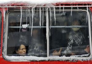В Китае автобус столкнулся с грузовиком: семь человек погибли