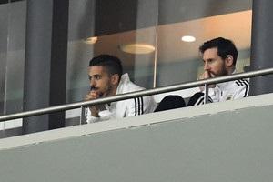 Мессi не додивився до кінця ганьбу своєї збірної в матчі проти Іспанії