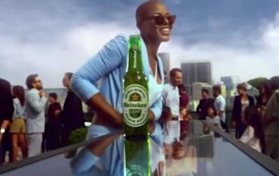 Heineken опозорилась расистской рекламой