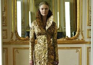 В Париже состоялся показ незавершенной коллекции Александра Маккуина