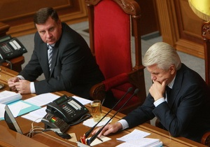 Азаров: Рада поддержит Налоговый кодекс, и он будет принят (обновлено)
