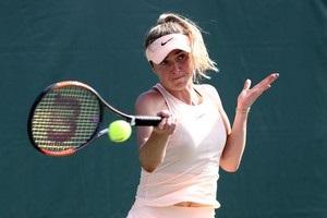 Свитолина уступила Остапенко в четвертьфинале турнира в Майами