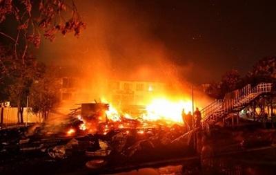 Пожежа в Одесі: інспектора ДСНС залишили під домашнім арештом