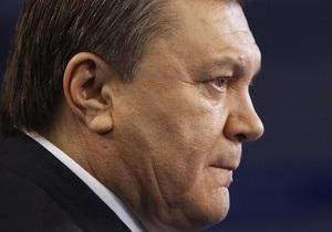 Янукович: Вопрос об отмене указа о присвоении звания Героя Украины Бандере будет рассмотрен