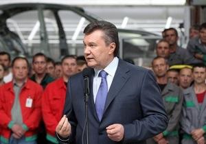 Янукович хочет отказаться от центрального теплоснабжения домов по всей стране