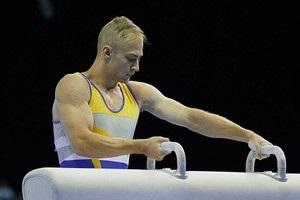 Один из лидеров украинской гимнастики получил травму
