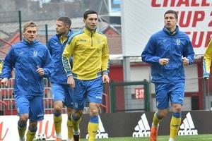 В мае сборная Украины сыграет с африканской и европейской сборной