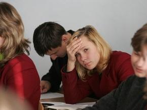Киевские старшеклассники будут готовиться к тестированию по индивидуальным графикам