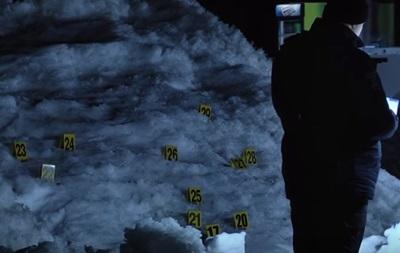 Опубліковано відео з місця розстрілу кавказців у Харкові