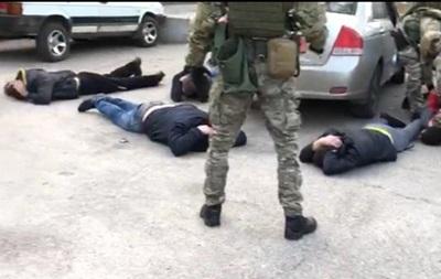 На Запоріжчині під час спецоперації затримано групу вимагачів