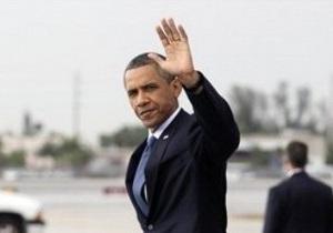Обама отправил в Конгресс доклад по Ливии