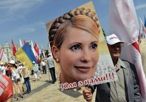 Томбинский - Тимошенко - саммит в Вильнюсе - Соглашение об ассоциации - Томбинский: Тимошенко должна быть на свободе до саммита Восточного партнерства