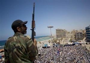 Повстанцы предложили технократам из окружения Каддафи войти в состав временного правительства
