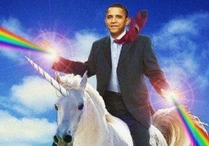 Фраза Обамы о  конях и штыках  стала сетевым мемом