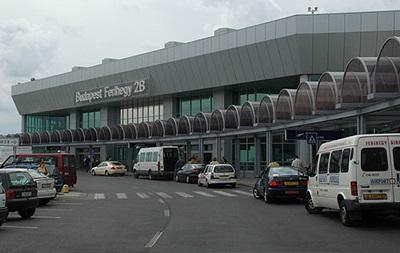 В аеропорту Будапешта зіткнулися автобуси: вісім постраждалих