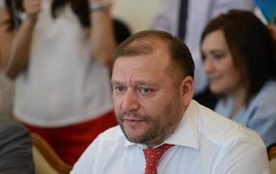 Добкін хоче дати свідчення у справі Януковича