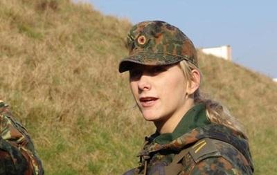 Немецкая армия вводит форму для беременных