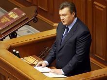 Янукович: Коалиция исчезла, как роса на солнце