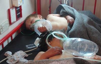 Европа требует наказания за применение химоружия в Сирии