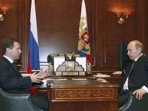 В России заявляют, что Путин не собирается возвращаться на пост президента