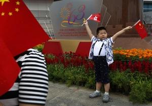 Поднебесная празднует 63-ю годовщину образования народной республики