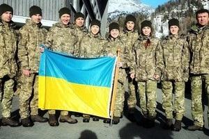 Українські біатлоністи виграли дві бронзові медалі на ЧС серед військових
