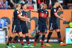 Баварія оформила шосте поспіль чемпіонство