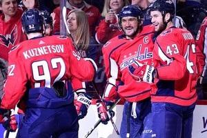 НХЛ: Филадельфия разгромила Рейнджерс, Вашингтон обыграл Нью-Джерси