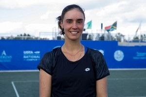Украинская теннисистка Калинина выиграла третий турнир в году