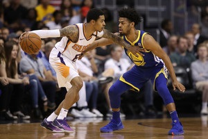 НБА: Бостон проиграл Атланте, Голден Стэйт переиграл Финикс
