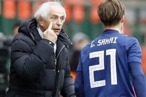 Збірна Японії звільнила головного тренера за два місяці до старту ЧС-2018