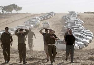 Эхуд Барак намерен увеличить призыв резервистов до 75 тысяч человек