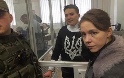 Савченко отвезут в больницу – сестра