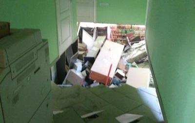 В России обрушилось перекрытие в супермаркете