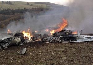Во Франции разбился частный самолет, выживших нет