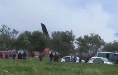 В Алжире разбился Ил-76: погибли более 100 военных