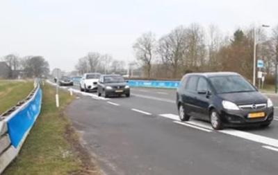 В Голландии требуют убрать  музыкальные  дороги