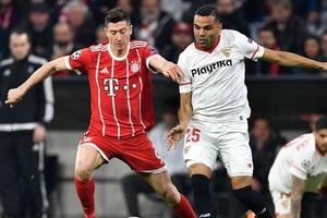 Бавария спокойно вышла в полуфинал Лиги чемпионов