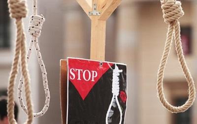 В мире снизилось количество смертных казней - Amnesty