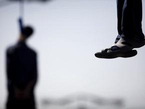 В Иране человека сначала повесили, а потом помиловали и отправили в больницу