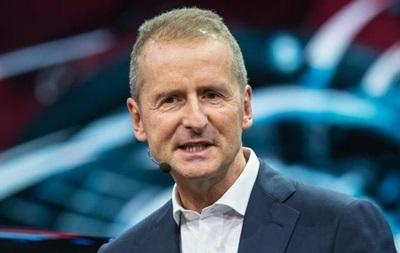 Дизельный скандал: Volkswagen меняет главу