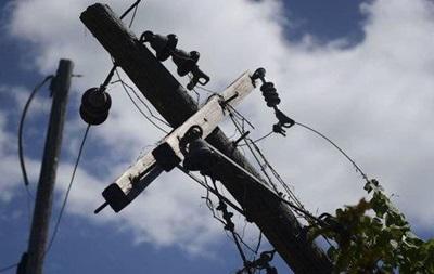 У Пуерто-Ріко через дерево, що впало, без світла залишилися 870 тисяч осіб