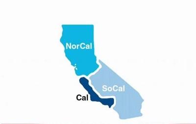 В США бизнесмен добился референдума о разделе Калифорнии