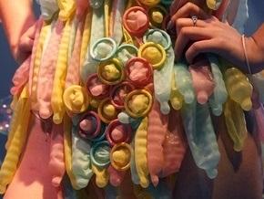 В Киеве установят от 100 до 500 кондоматов