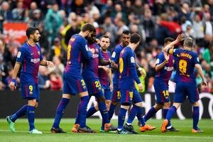 Барселона встановила іспанський рекорд за кількістю матчів без поразок