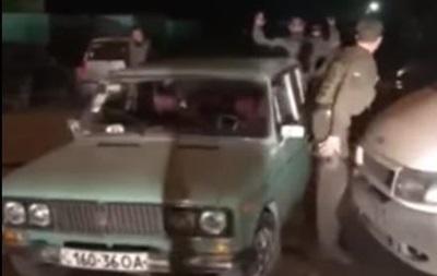 В Одессе мужчина обстрелял автомобиль и угрожал нацгвардейцам