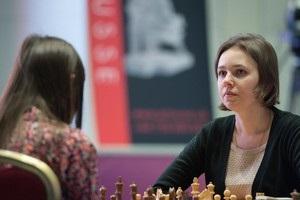 Шахматы: Музычук потерпела первое поражение на ЧЕ